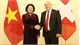 Vietnam treasures ties with Switzerland: Vice President