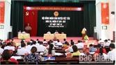 Kỳ họp thứ 12 HĐND huyện Việt Yên khóa XIX thông qua 6 nghị quyết