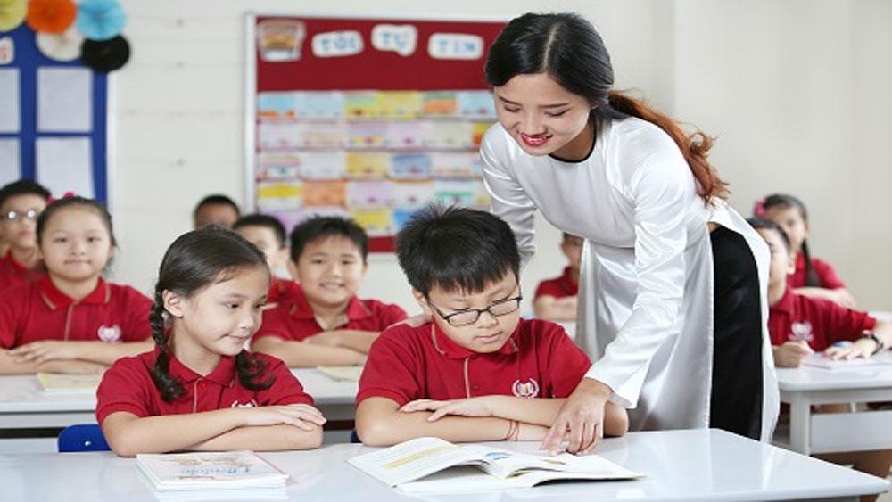 Việt Nam, hướng tới, xây dựng hệ thống giáo dục, đa dạng, phát huy năng lực cá nhân