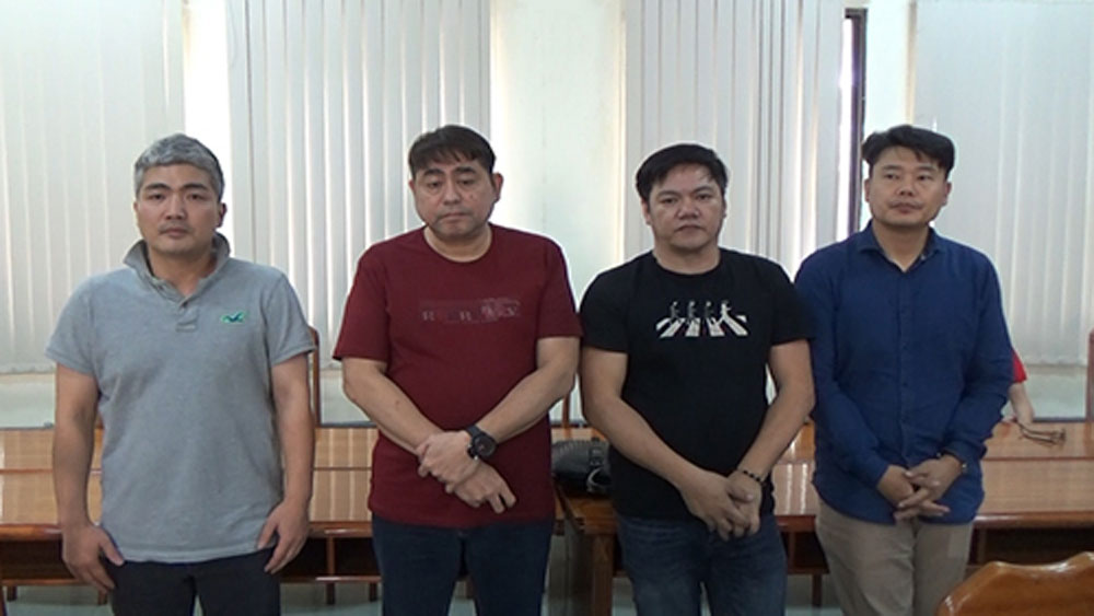 Cảnh sát đột kích sòng Poker của người Hàn Quốc ở TP Hồ Chí Minh