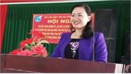Chủ tịch Hội Phụ nữ tỉnh Bến Tre bị kỷ luật