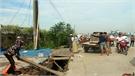 Việt Yên: Hàng rong phủ kín hành lang giao thông