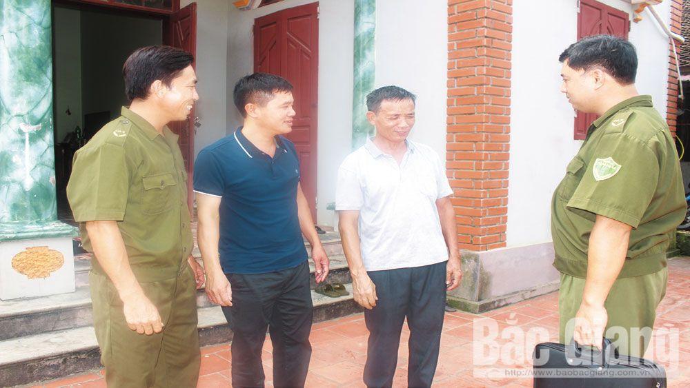 ma túy, tội phạm, Bắc Giang, tệ nạn ma túy, công an Tân Yên, Nguyễn Văn Tập (SN 1991) trú tại thôn Lý 2, xã Ngọc Lý