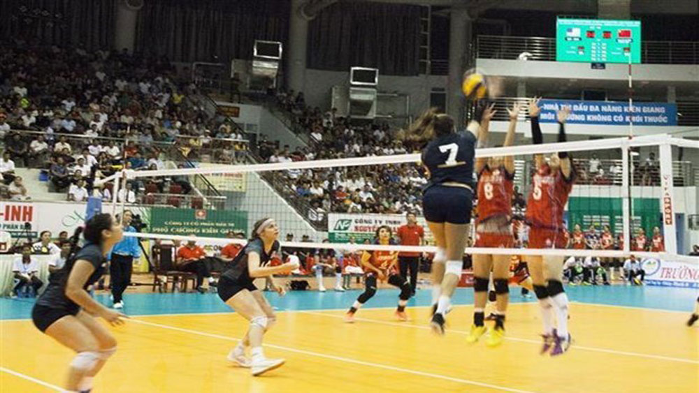 13 teams, Asian, women's U23 volleyball tourney, Dong Luc Cup, Vietnam Volleyball Federation, Vietnamese players