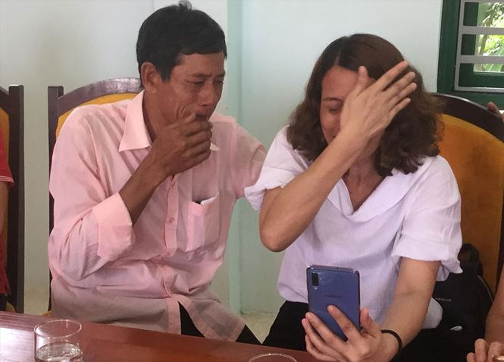 Chị Hon, 22 năm lưu lạc tại Trung Quốc, trở về, tổ quỷ