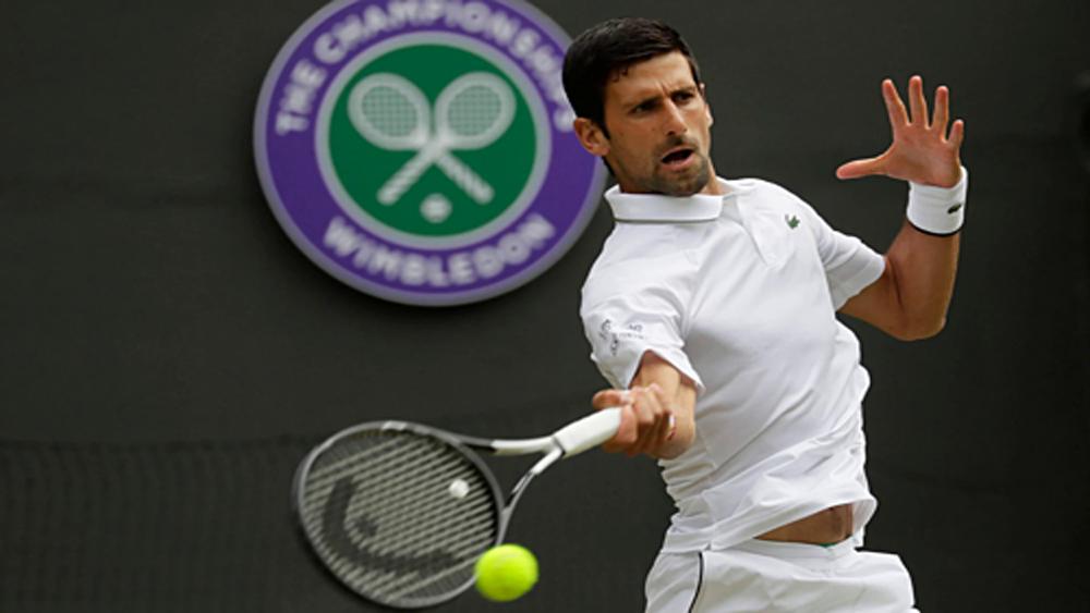 Novak Djokovic, Wimbledon 2019