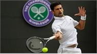 Djokovic lần thứ 12 vào vòng 4 Wimbledon