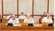 Party General Secretary Nguyen Phu Trong chairs Politburo meeting