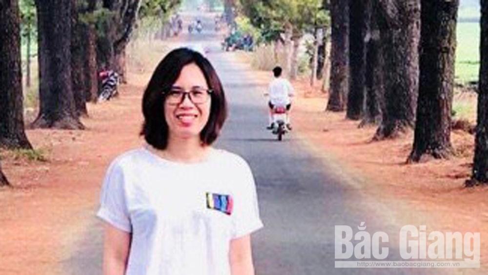 Đối tượng Nguyễn Thị Nguyệt.