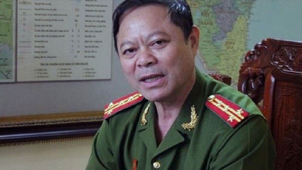 Khi thực hiện lệnh bắt, cựu Trưởng Công an TP Thanh Hóa đột quỵ