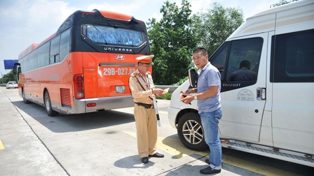Tổng kiểm soát đối với ô-tô chở khách, vận tải container và mô-tô