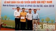 Trịnh Duy Hiếu tham gia kỳ thi Olympic Vật lý quốc tế tại Israel