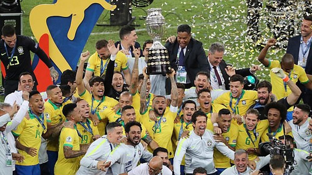 Peru, đội Brazil, vô địch Copa America 2019, chung kết Copa America 2019,