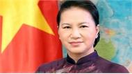 Chủ tịch Quốc hội Nguyễn Thị Kim Ngân lên đường thăm CHND Trung Hoa