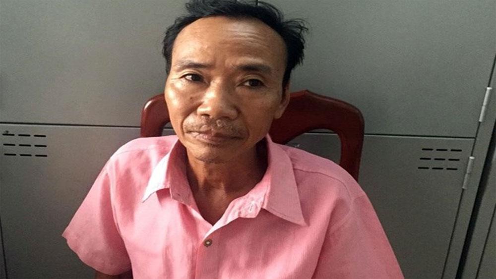 Quảng Ninh, bắt giữ, đối tượng, 26 năm trốn truy nã,  tội hiếp dâm trẻ em, Trần Văn Sơn