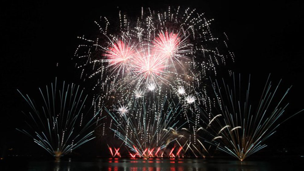 Finland, Da Nang International Fireworks Festival 2019, JoHo Pyro Professional Fireworks, outstanding fireworks display, wonderful musical performances