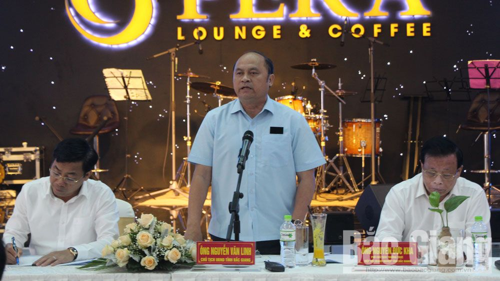 Bắc Giang: Thu hút doanh nghiệp FDI vào làm thành viên Hiệp hội Doanh nghiệp tỉnh