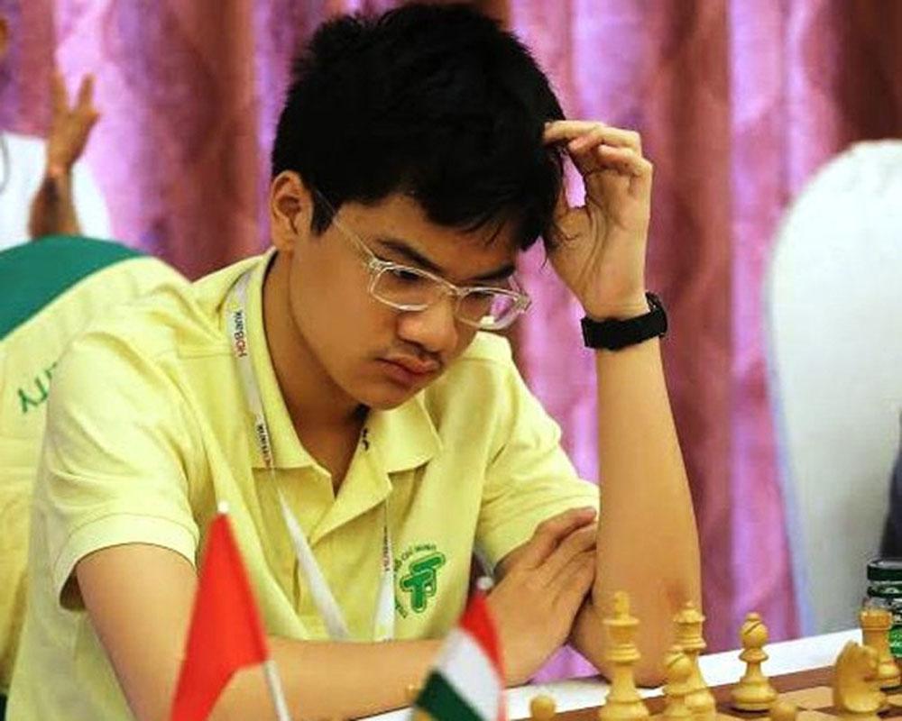 Rising Vietnamese star, Asian Junior Chess Championship, Nguyen Anh Khoi, standard chess event, Asian U20 championship, Elo rating, rapid chess event