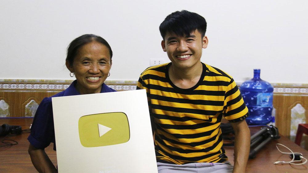 Sự thật, thu nhập 'khủng' của bà Tân Vlog,  Bà Tân Vlog,  top 3 kênh YouTube