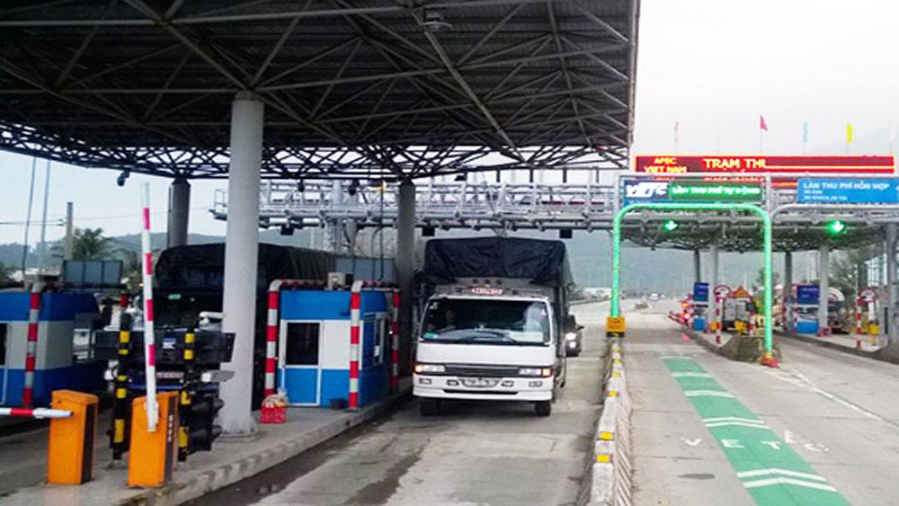 Tổng cục Đường bộ sẽ thu hồi thông báo dừng thu phí 4 dự án BOT