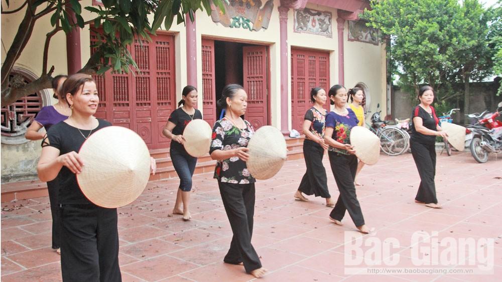 Bắc Giang, nghệ thuật chèo, hạt nhân cơ sở,  chèo Chiếng Bắc, nghệ thuật truyền thống