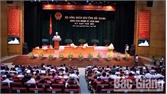 Khai mạc kỳ họp thứ 7, HĐND tỉnh khóa XVIII