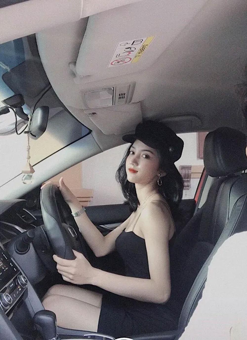 Ngỡ ngàng, vẻ đẹp trong veo, thiếu nữ Bắc Giang, Nguyễn Thị Dung