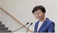 """Trưởng Đặc khu Hong Kong: Dự luật dẫn độ """"đã bị khai tử"""""""