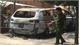 Đồng Nai: Cháy xe ôtô nghi bị đối tượng lạ mặt ném bom xăng