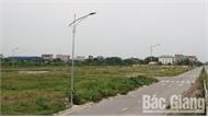TP Bắc Giang: Khoảng 60 lô đất trúng đấu giá chậm nộp tiền theo quy định