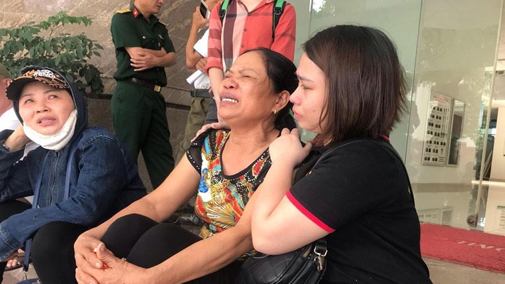 Bé trai 5 tuổi ở Hà Nội tử vong sau mổ gãy chân tại Bệnh viện 108