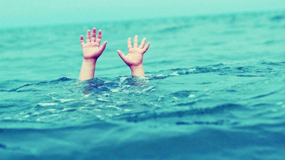 Ba anh em đuối nước, tắm sông ở Hải Dương, sông Kinh Thầy