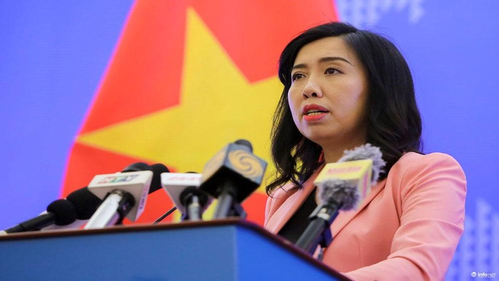 Người phát ngôn Bộ Ngoại giao Lê Thị Thu Hằng: Yêu cầu xử lý nghiêm vụ cô dâu Việt bị chồng Hàn Quốc bạo hành