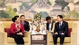 Vietnamese NA Chairwoman receives leader of Suzhou city