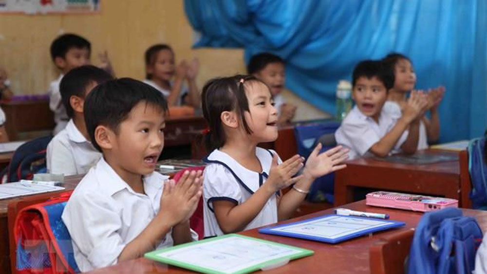 Dong Nai province, pre-schoolers, sex education, sexual abuse, self defence skills, scientific knowledge, social concern