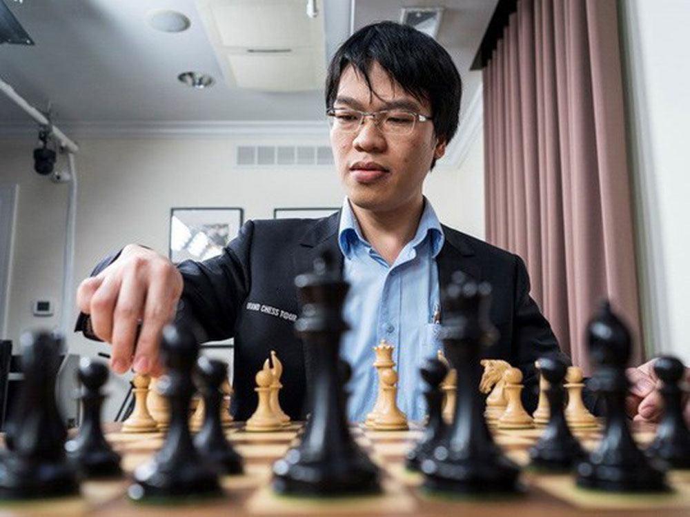 Grandmaster Le Quang Liem, World Open chess tournament, World Open chess tournament, World Open title, Asian Continental Chess Championship