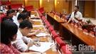 Kỳ họp thứ 7, HĐND tỉnh: Nhiều ý kiến thảo luận về công tác cán bộ, bảo đảm an ninh trật tự