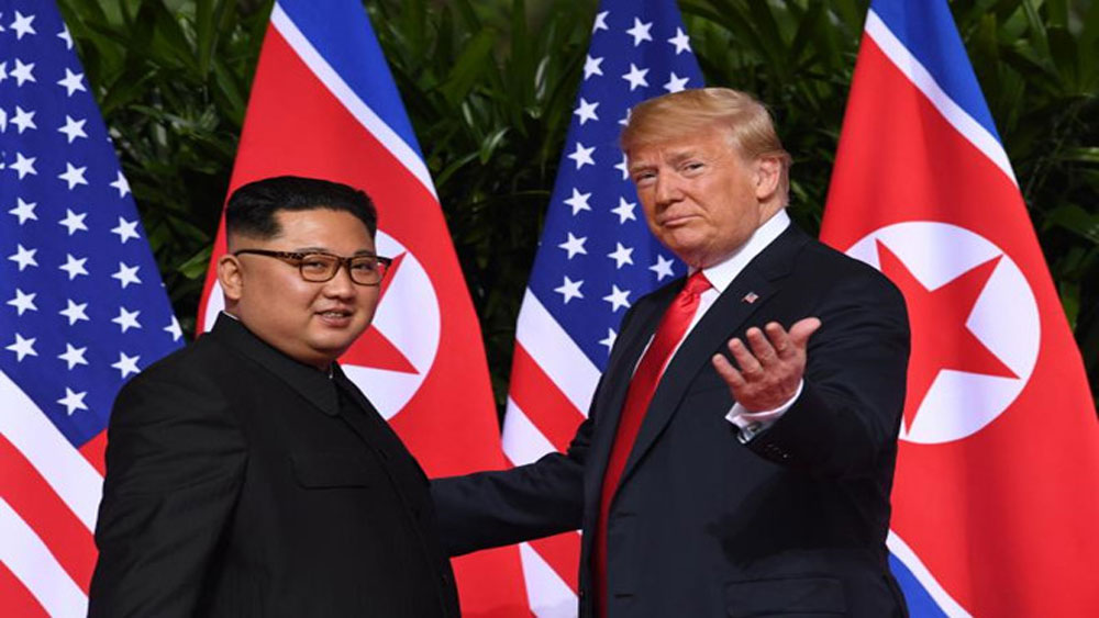 Truyền thông Triều Tiên: Cuộc gặp lãnh đạo Mỹ-Triều đánh dấu bắt đầu lịch sử mới hòa giải và hòa bình