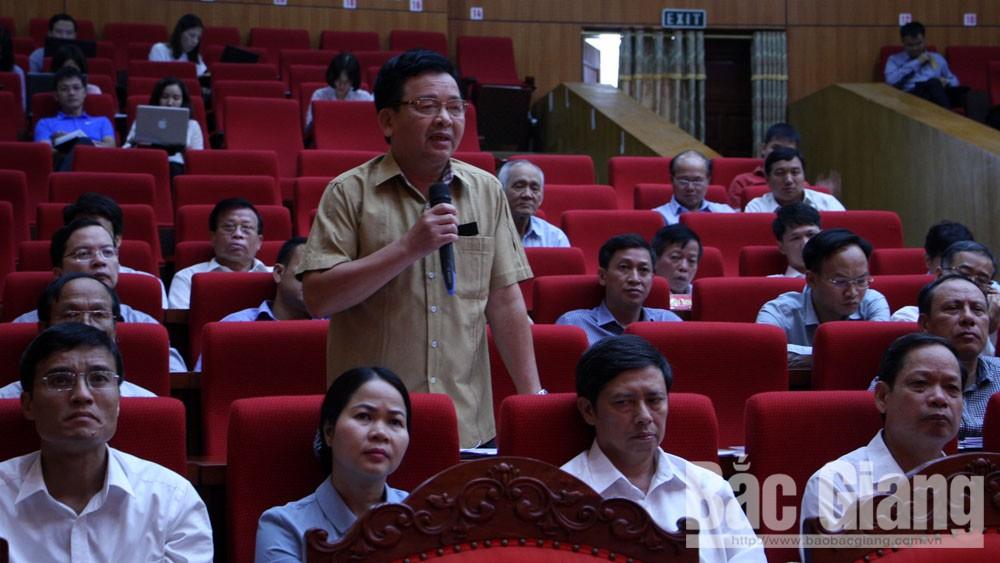 HĐND tỉnh, kỳ họp thứ 7, chất vấn, trả lời chất vấn