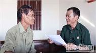 Hội cựu chiến binh các cấp đồng hành bảo vệ quyền lợi hội viên