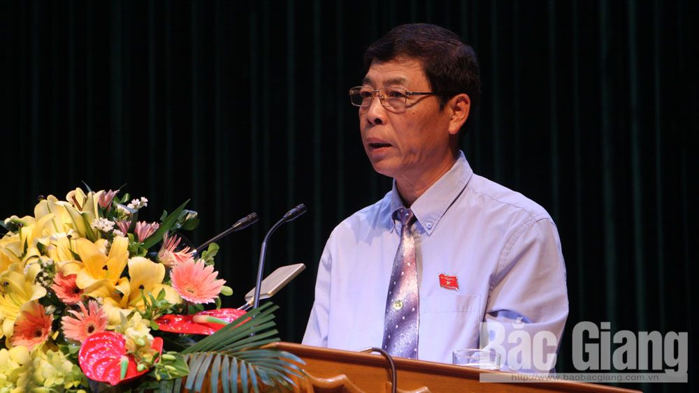 bế mạc kỳ họp, HĐND tỉnh Bắc Giang khóa XVIII, kỳ họp thứ 7