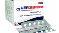 Ngừng lưu hành và thu hồi thuốc Alphachymotrypsine