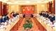 Chủ tịch Quốc hội Nguyễn Thị Kim Ngân hội đàm với Chủ tịch Nhân đại Trung Quốc Lật Chiến Thư