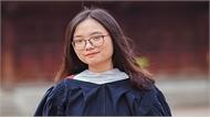 Nữ sinh Hà Nội trúng tuyển đại học top 3 của Mỹ