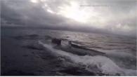 Clip: Pha truy đuổi nghẹt thở tàu bán ngầm chở gần 8 tấn ma túy của tuần duyên Mỹ