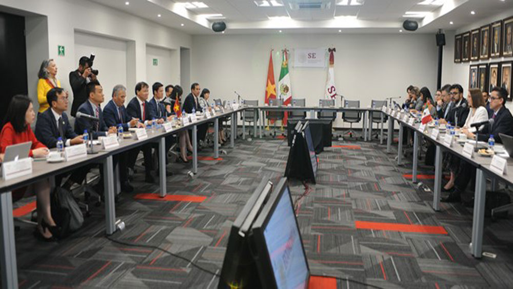 Vietnam, Mexico, economy-trade-investment ties, investment cooperation, biggest trade partner, import-export products, bilateral trade turnover