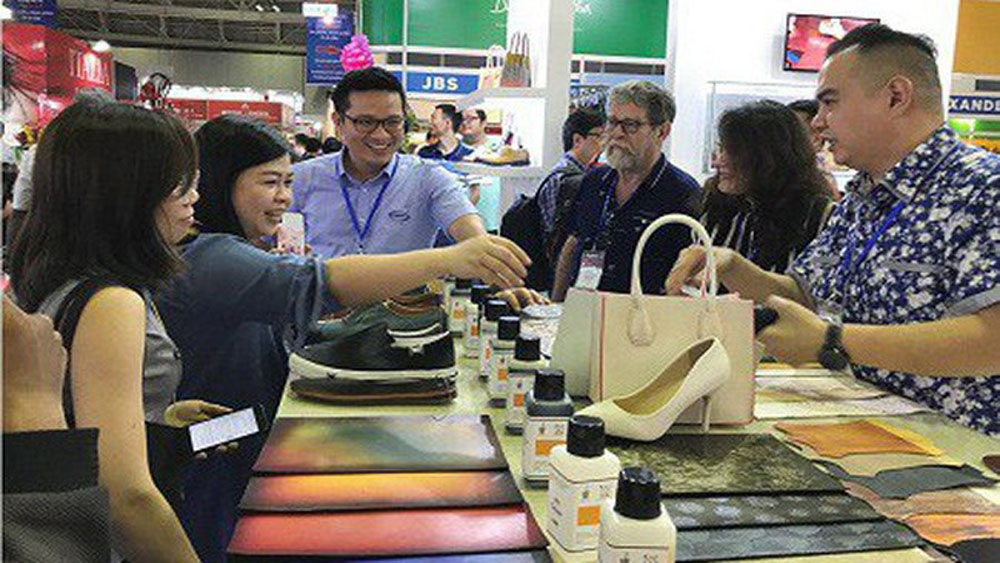 Leather product, footwear exports, Vietnam, export turnover, LEFASO, economic development, EU-Vietnam Free Trade Agreement