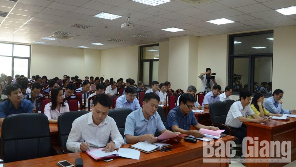 Đảng ủy các cơ quan tỉnh, sơ kết, triển khai nhiệm vụ, 6 tháng cuối năm