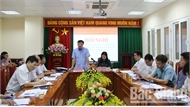 Bắc Giang: Khối thi đua các cơ quan xây dựng Đảng triển khai nhiệm vụ những tháng cuối năm