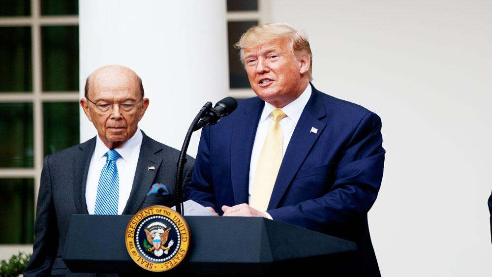 Tổng thống Mỹ , thông báo, thời điểm truy quét người nhập cư bất hợp pháp